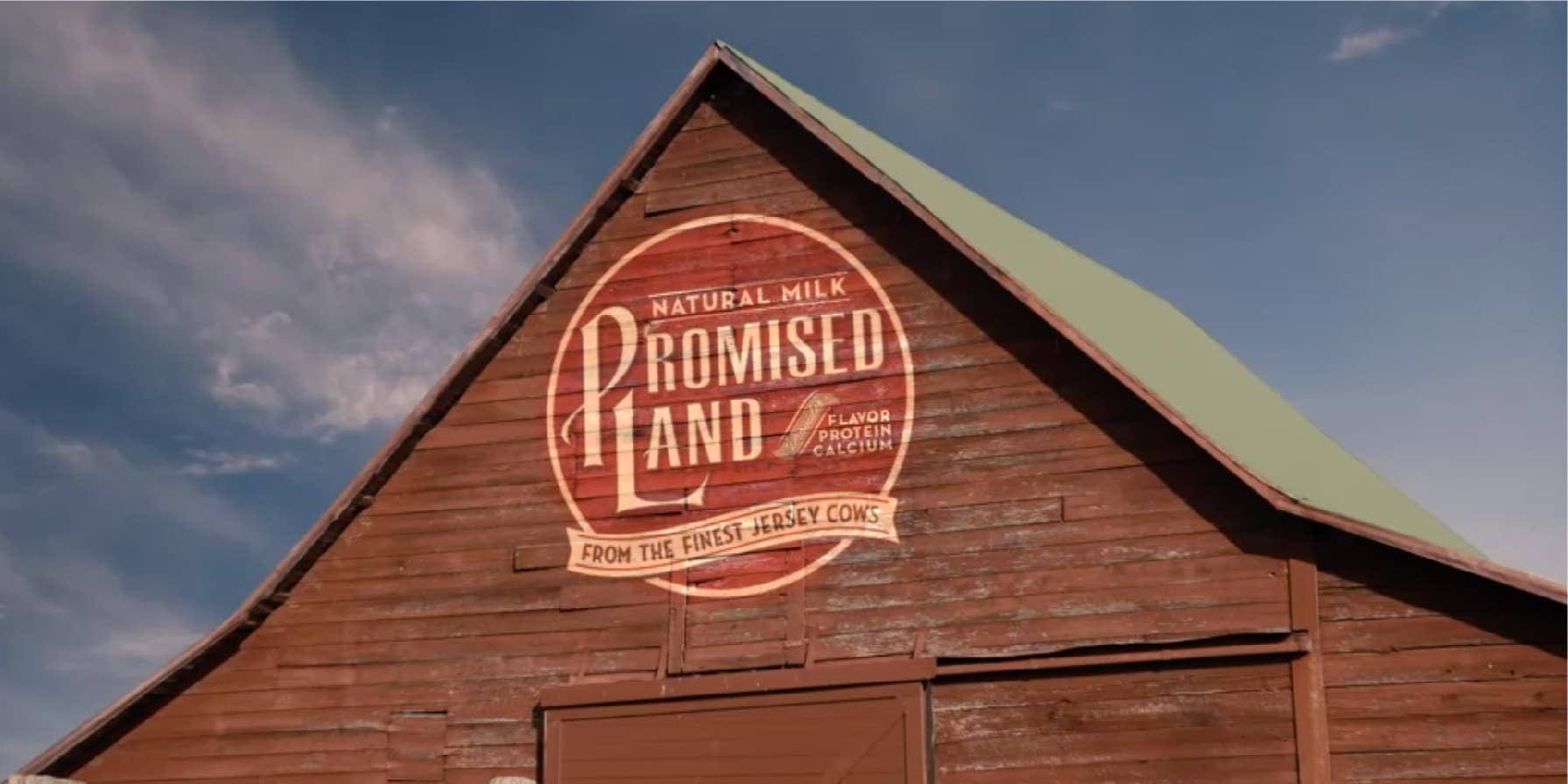 Promised land barn